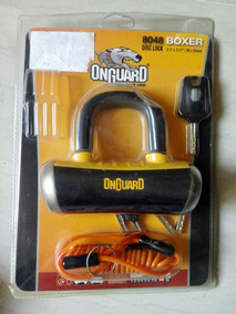 Onguard Antirrobo Disco 5,5 mm.5051