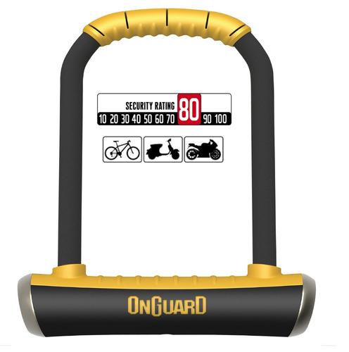 candado onguard pitbull 8006 m - candado tipo u