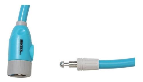 candado seguridad cable