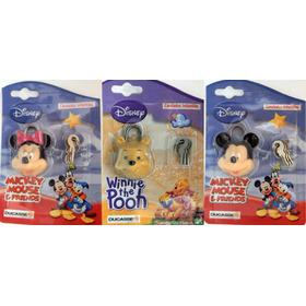 Candados Candaditos Infantiles Personajes Disney  3 Llaves