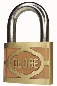 candados de bronce 75mm hl207 globe