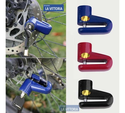 candados de discos de frenos seguridad para motos