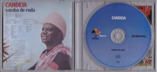 candeia - cd samba de roda - 1975