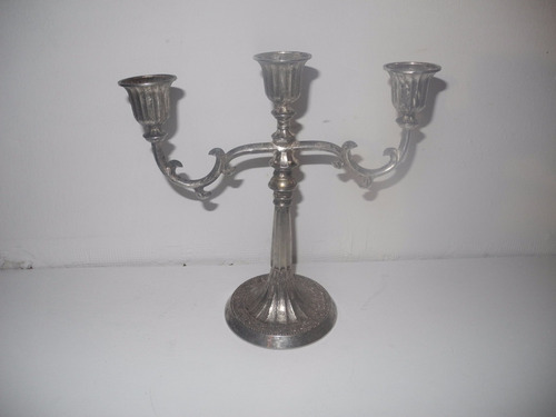 candelabro antiguo permuto