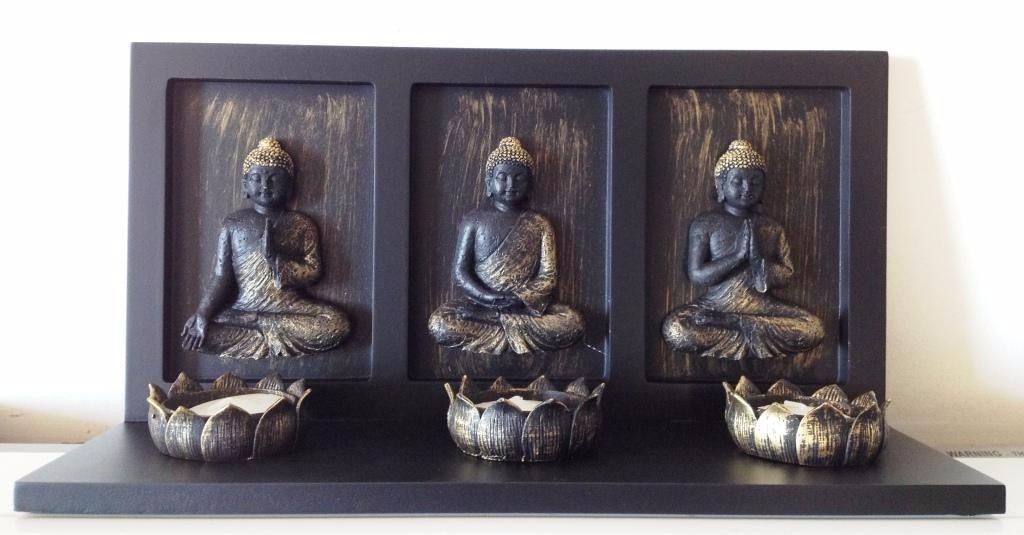 Decoracion budista usado figura buda decoracion figura for Decoracion casa budista