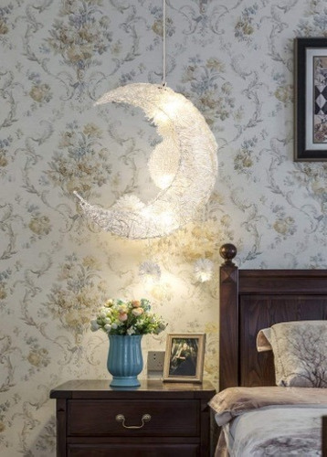 candelabro lampara de luna aluminio envio gratis xtrm