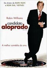 candidato aloprado dvd lacrado original robin williams