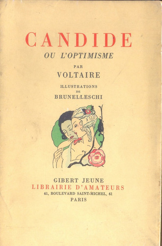 candide- voltaire