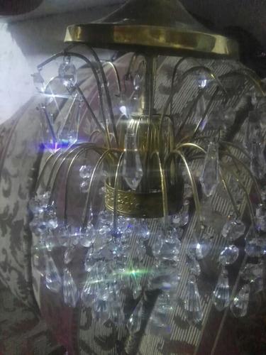 candil cristal austriaco. pequeño