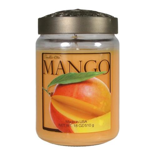 candle-lite candela aromática fresh fruit mango 18oz