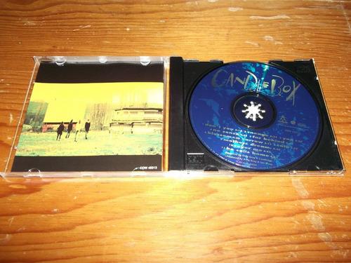 candlebox - homonimo cd importado ed 1993 mdisk