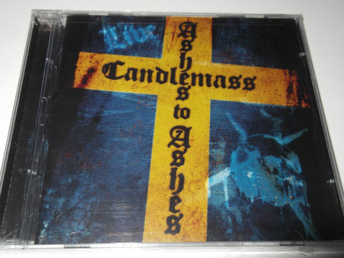 candlemass cd dvd ashes cathedral black sabbath dist0