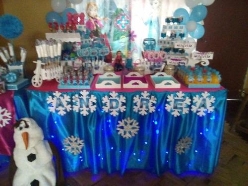 candy bar accesorios