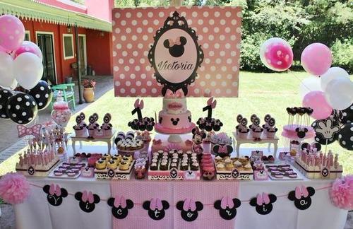 candy bar mesas tematicas party box