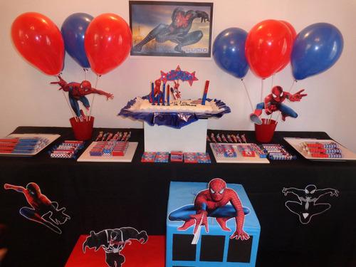 candy bar spiderman hombre araña