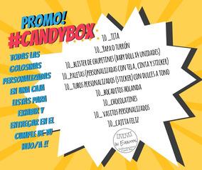 Candy Box - Super Promo!!