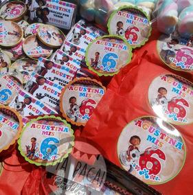 1afbf75c4 Combo Golosinas Personalizadas - Souvenirs para Cumpleaños Infantiles  Chocolates y Golosinas en Mercado Libre Argentina