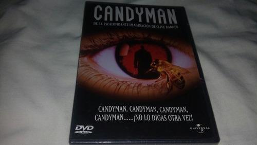 candyman pelicula en dvd nueva y sellada