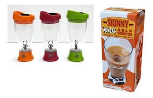 caneca automatica mistura tudo mixer shake cafe chocolate
