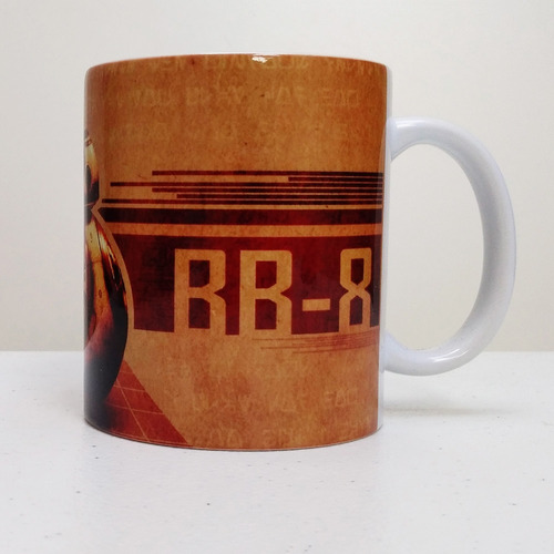 caneca bb8 star wars 325 ml