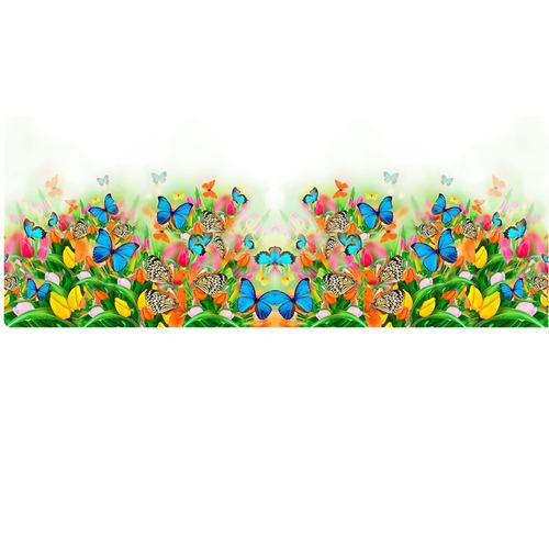 caneca borboleta garden mirror
