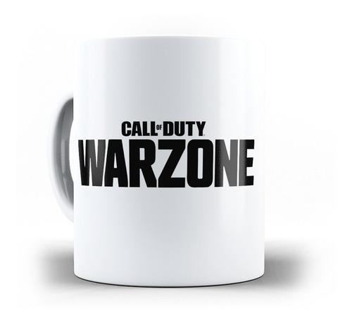 caneca call of duty (cod) warzone gulag