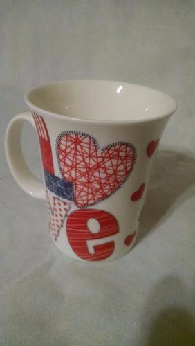 caneca cerâmica love cap006