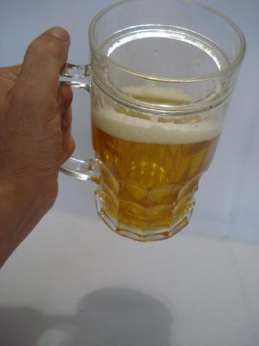 caneca de chopp cerveja sempre cheia