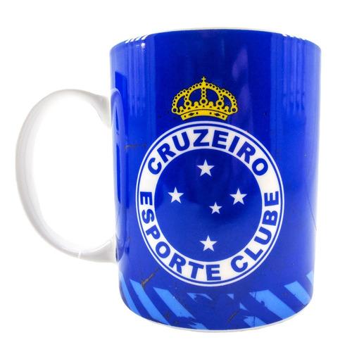 Caneca De Porcelana Na Lata 320ml - Cruzeiro - R  39 92b886cd75333