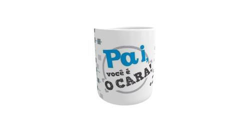 caneca dia dos pais personalizada promoção exclusiva paizão