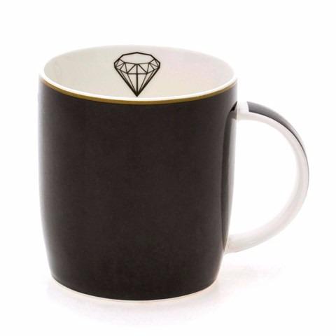 caneca diamante