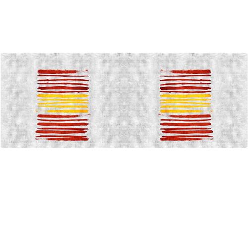 caneca espanha stripes mirror