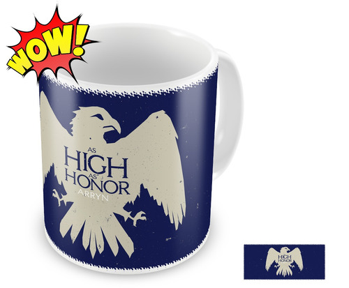 caneca - game of thrones - arryn