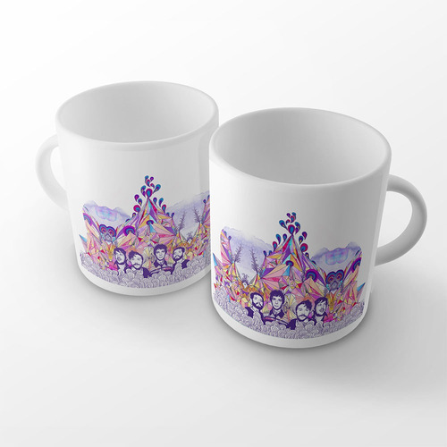 caneca indie portugal the man mirror