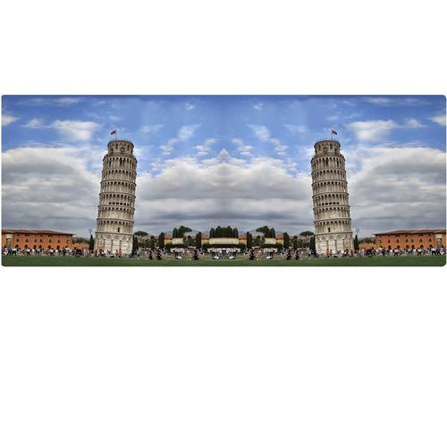 caneca itália torre de pisa mirror
