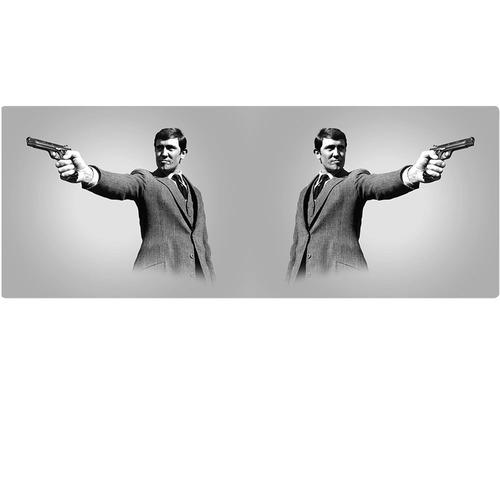 caneca james bond 007 george lazenby mirror