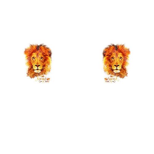 caneca jesus leão de judá face mirror