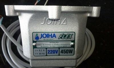 caneca joiha flex serve nas bombas 800/900 450wts