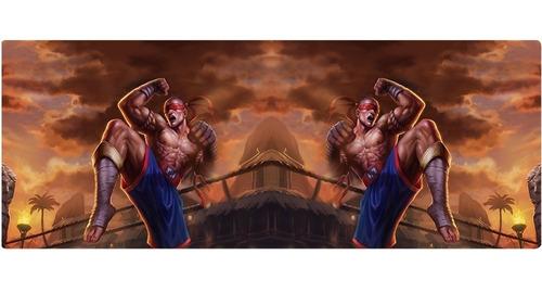caneca league of legends lee sin muay thai mirror