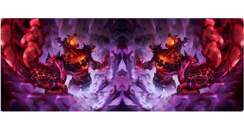 caneca league of legends nasus infernal mirror