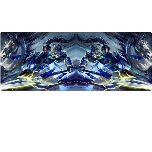 caneca league of legends xin zhao reinos combatentes mirror