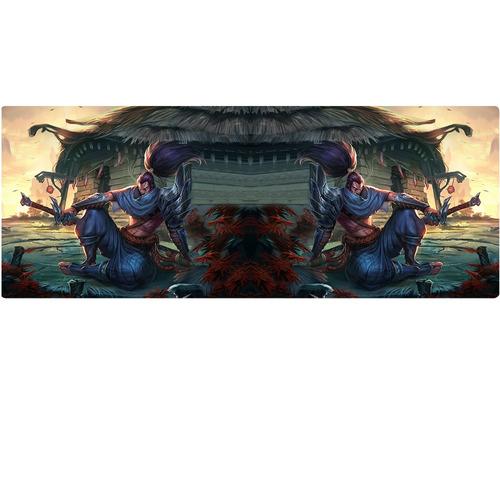 caneca league of legends yasuo imperdoável mirror