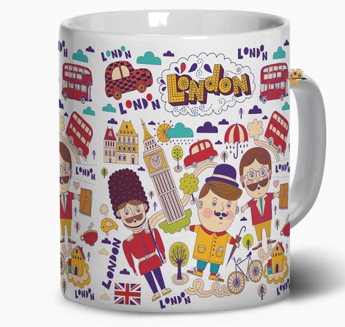 caneca londres cód: london 595c