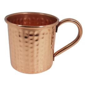 Caneca Martelada De Cobre Original Moscow Mule