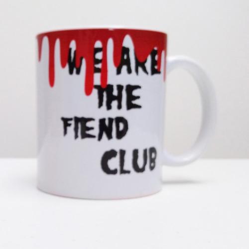 caneca misfits fiend club 325 ml