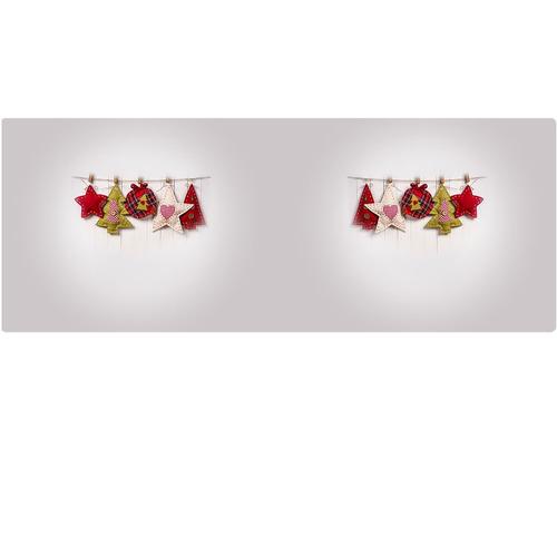 caneca natal ornaments mirror
