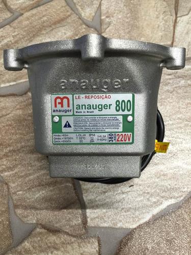 caneca p/ bomba sapo anauger vibrat. 800 220v (pç.original)