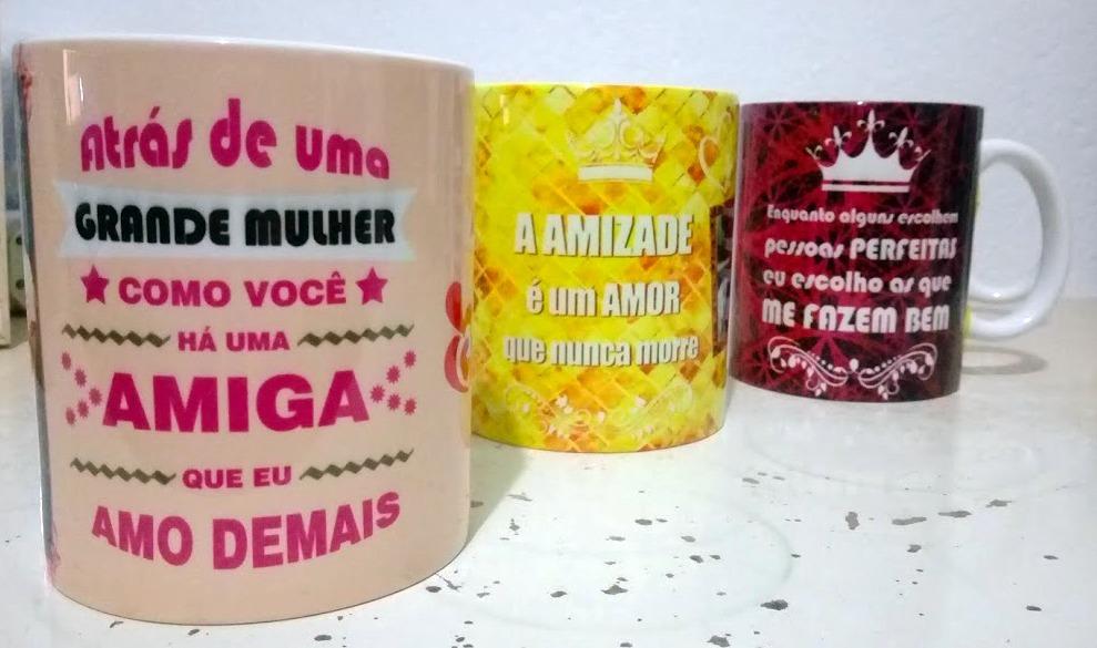 Caneca Para Amiga Canecas Com Frases De Amizade R 64620 Em