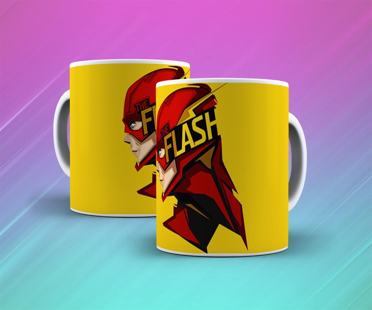 b6ff1dfaca Caneca Personalizada - Armadura The Flash! 810 - R$ 24,99 em Mercado ...
