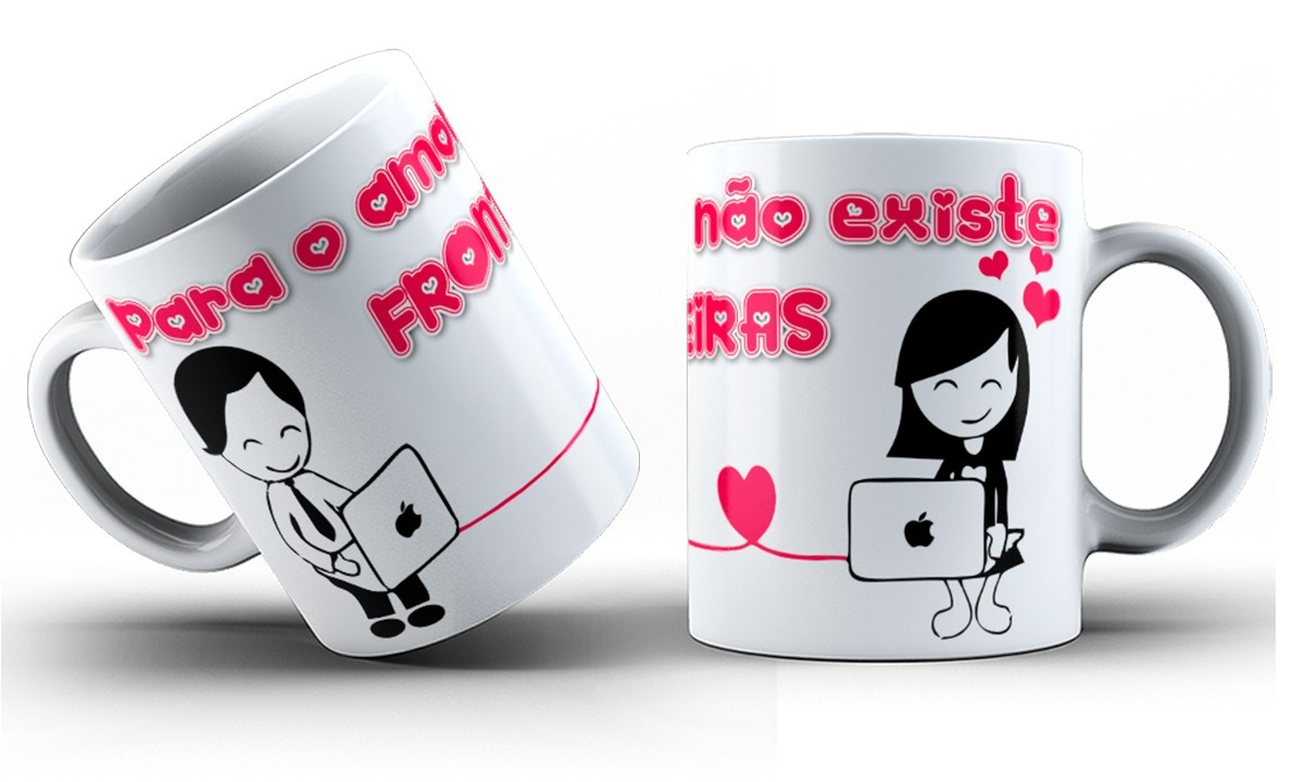 Canecas Personalizadas Com Frases De Amor Belas Mensagens